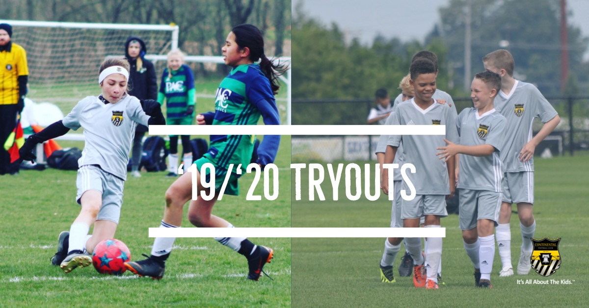 2019-2020 Tryout Information